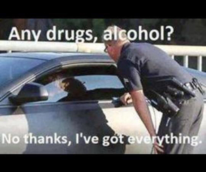 funny, drugs, and alcohol image