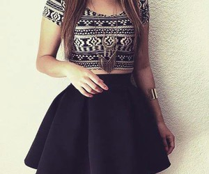 beautiful, clothes, and lindo image