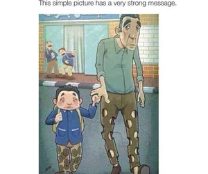 Powerful and respect image