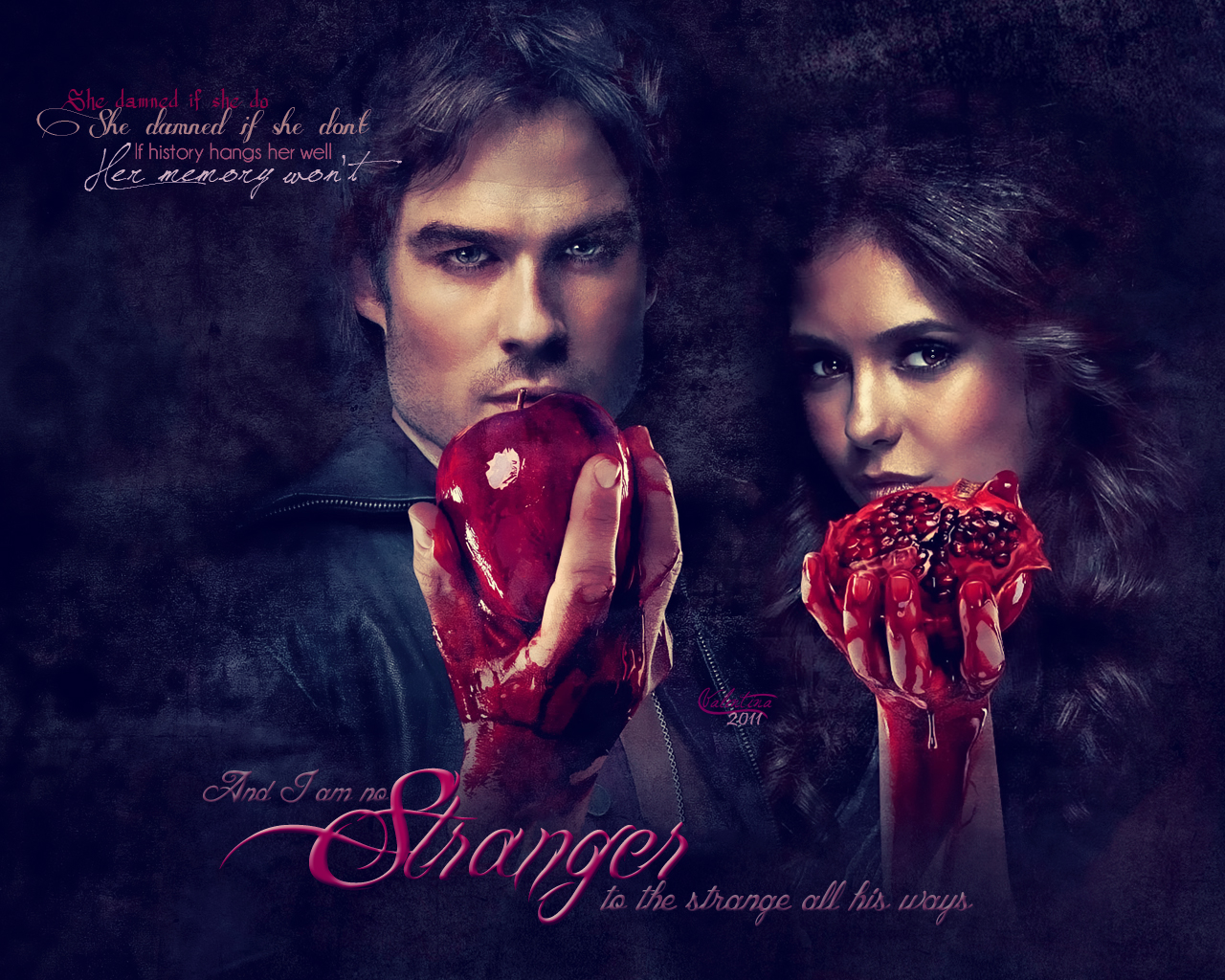 Vampire Diaries The Vampire Diaries Wallpaper 25376740