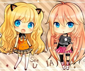 vocaloid, ia, and seeu image