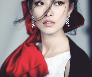 asian, gorgeous, and woman image