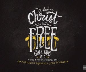Christ, christian, and faith image