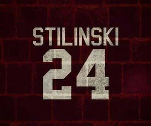 24, stilinski, and teen wolf image