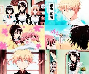 anime, usui takumi, and misaki ayuzawa image