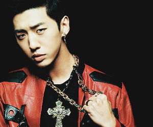 yongguk, kpop, and bap image