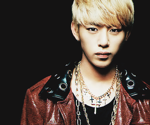 daehyun, kpop, and bap image