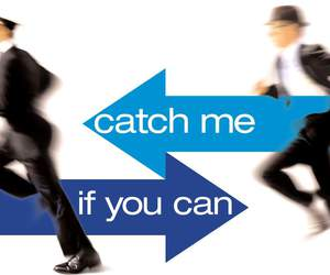 catch me if you can and movie image