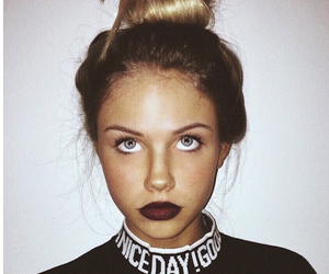 !, day, and girl image
