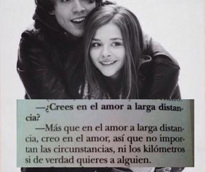 amor, couple, and espanol image
