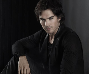 red, ian, and tvd image
