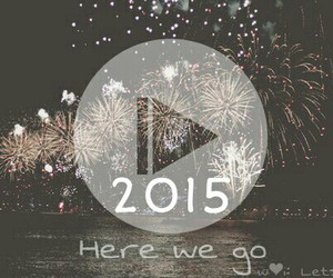 go, grunge, and happy new year image