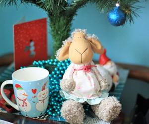 cup, sheep, and mug image