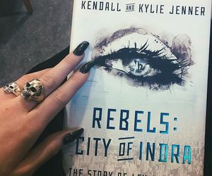 book, jenner, and rebels image
