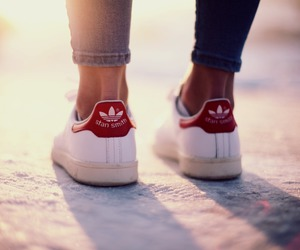 adidas, fashion, and stan smith image