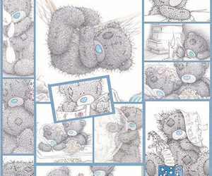 teddy, wallpaper, and metoyou image