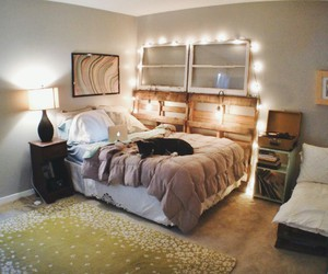 beautiful, bedroom, and like image