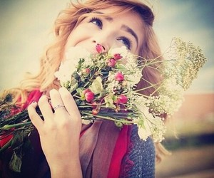 flowers, chachi gonzales, and chachi image