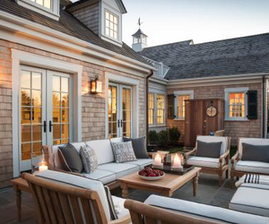 backyard, beach, and exterior image