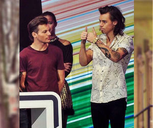 larry, louis, and styles image