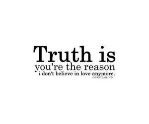 love, quotes, and truth image
