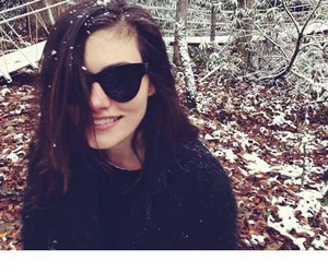 phoebe tonkin, The Originals, and winter image