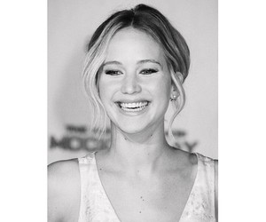 beautiful, girl, and Jennifer Lawrence image