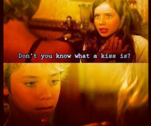 kiss, peter pan, and wendy image