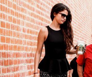 selena gomez and outfit image