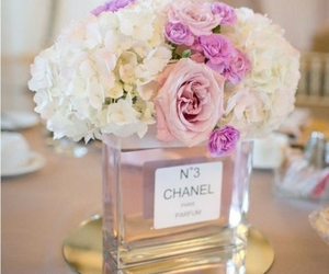 chanel, flowers, and cute image