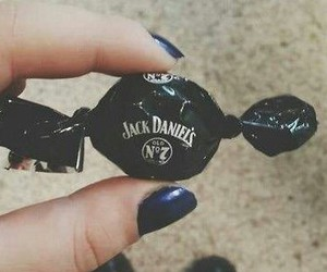 black, love, and candy image