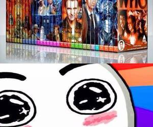 doctor who and awesome image