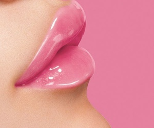 awesome, beautiful, and lips image
