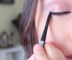 make up, youtube, and youtubeuse image