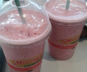 grunge, pale, and smoothies image