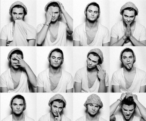 sexy, shiloh fernandez, and Hot image