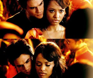 tvd, bamon, and the vampire diaries image