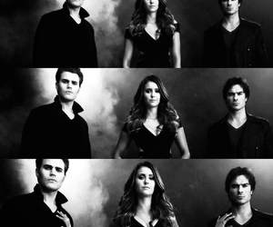 the vampire diaries and tvd image