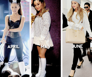 ariana grande, look, and style image