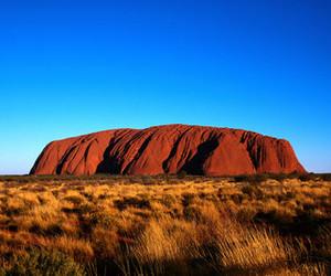 australia, ayers rock, and uluru image
