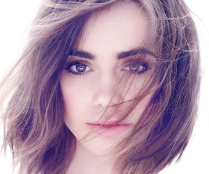 lily collins, actress, and lily image