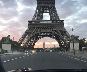 beauty, car, and paris image