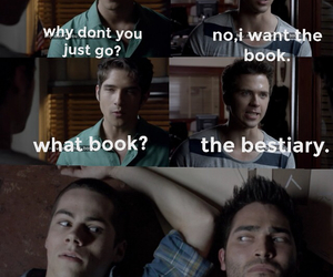 funny, lol, and stiles image