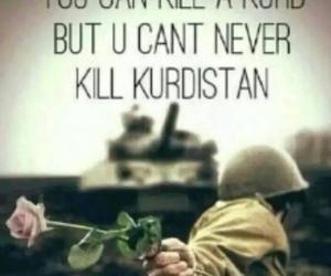 kurd, kurdistan, and love image
