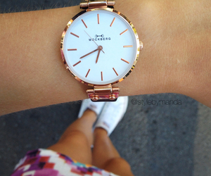 fashion, watch, and classy image