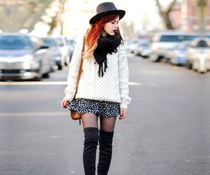fashion, blogger, and outfit image