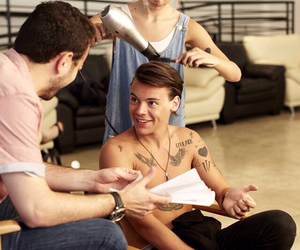 style, harry, and one direction image