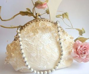 lace and pearls image
