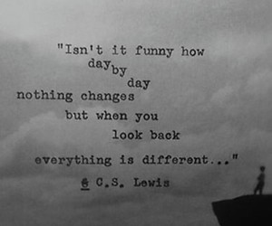 change, quote, and life image