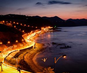 morocco and beach image